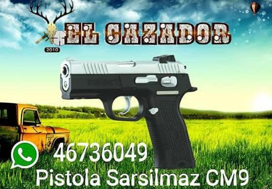 Pistola Sarzilmas
