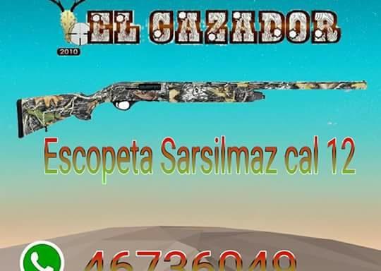 Escopeta Sarzilmas