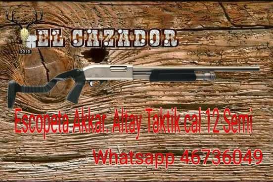 Escopeta Akkar