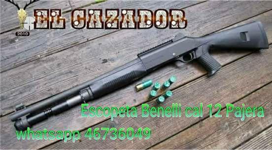 Escopeta Benelli