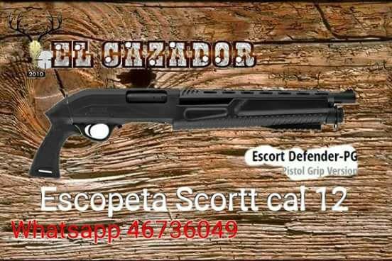 Escopeta Escort Defender
