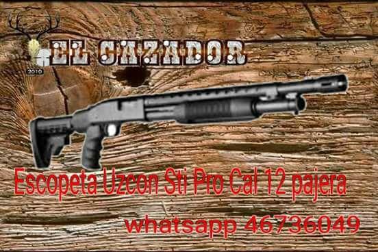 Escopeta Uzcon